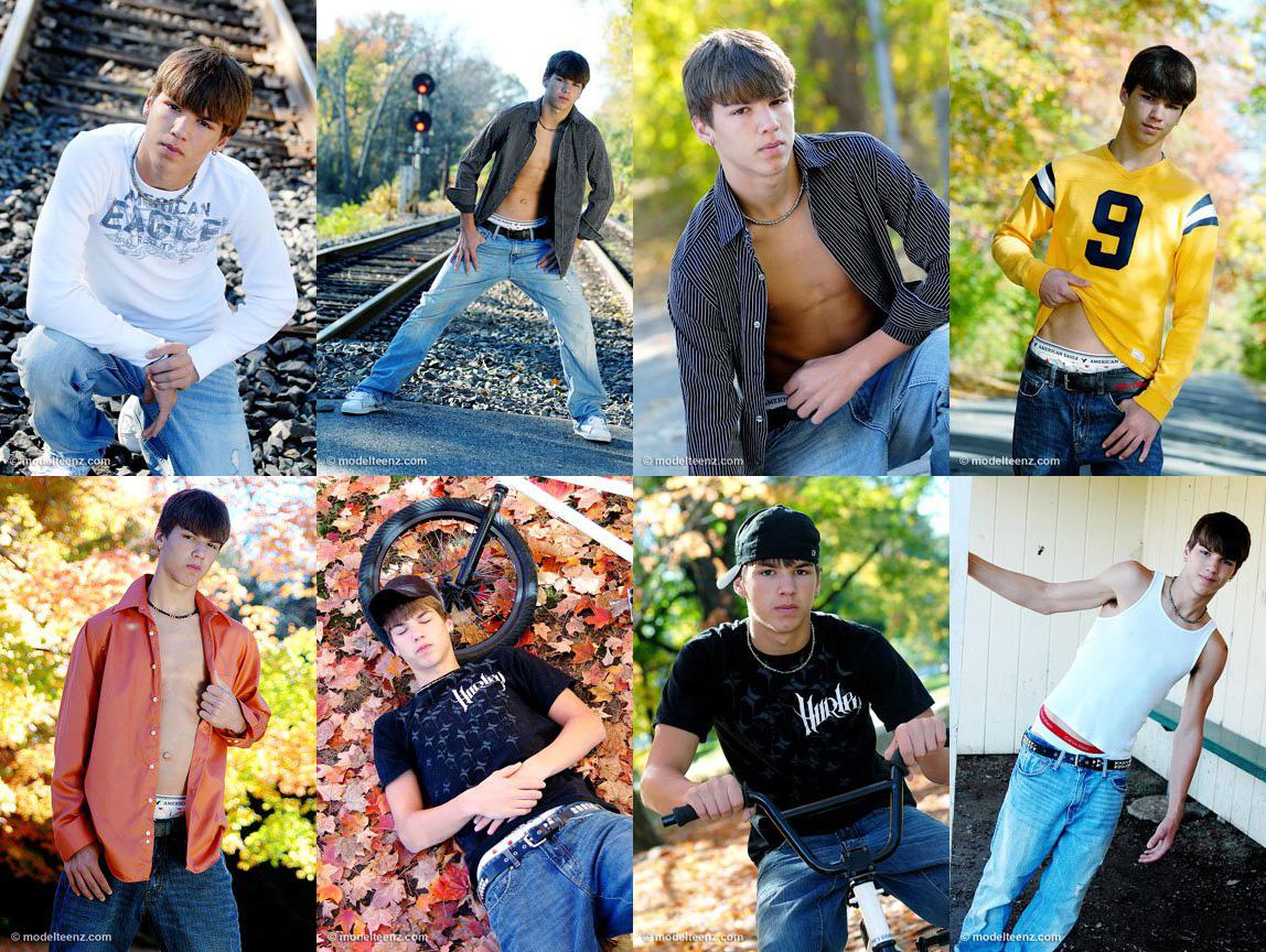 ModelTeenz Justin V DVD#1