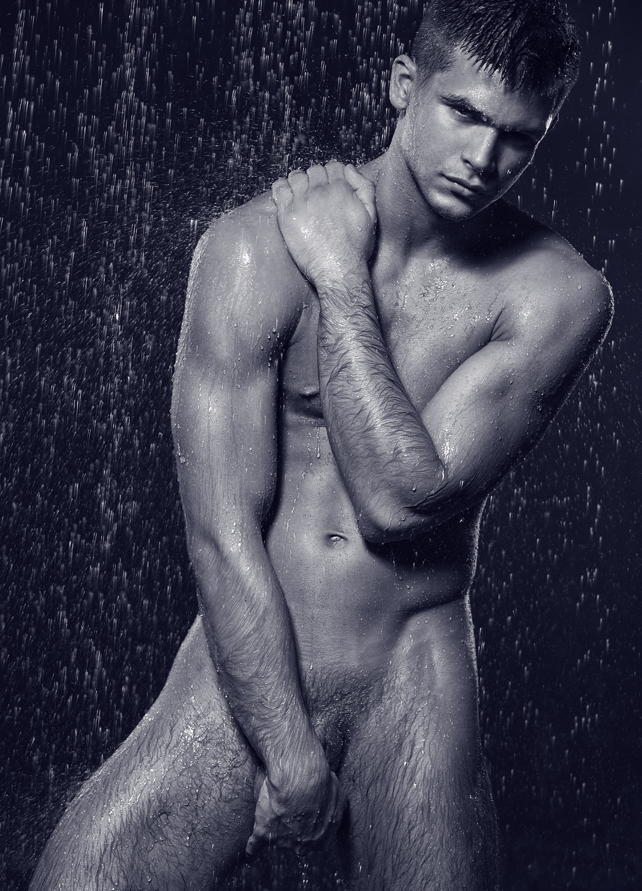 The Male Form Ruslan Elquest