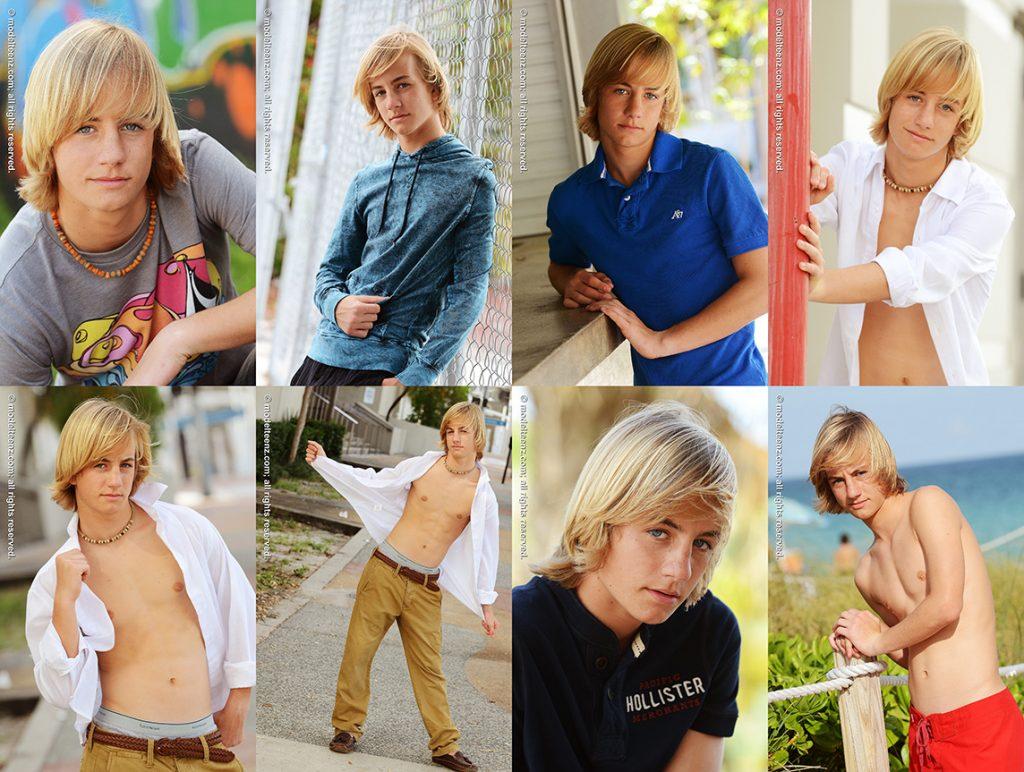 ModelTeenz Bradley DVD#2