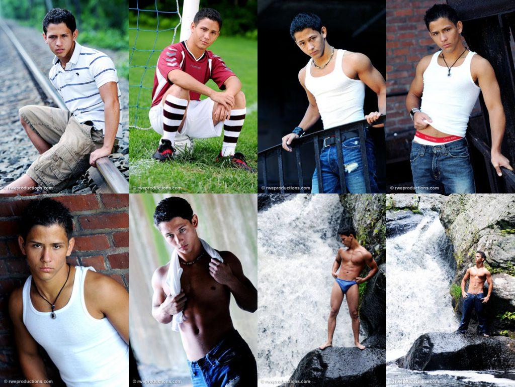 ModelTeenz Manuel & Nathan Photo DVD #1