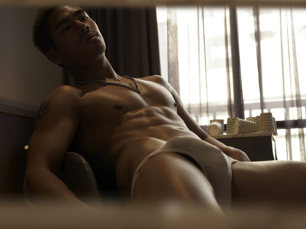 Photographer Mart Peerapak, model Xu Vito