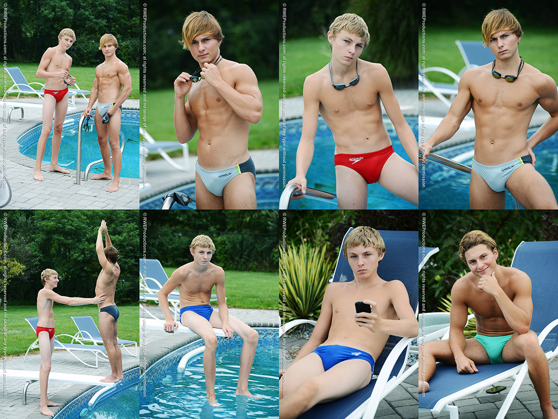 ModelTeenz – John and Nicholas G