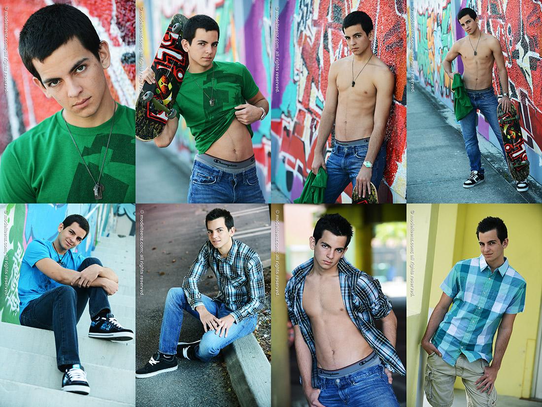 ModelTeenz Sean T